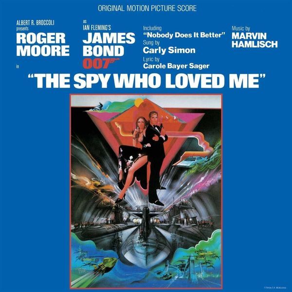 Саундтрек - The Spy Who Loved Me