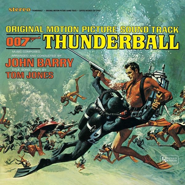 Саундтрек Саундтрек - Thunderball саундтрек саундтрек watchmen colour