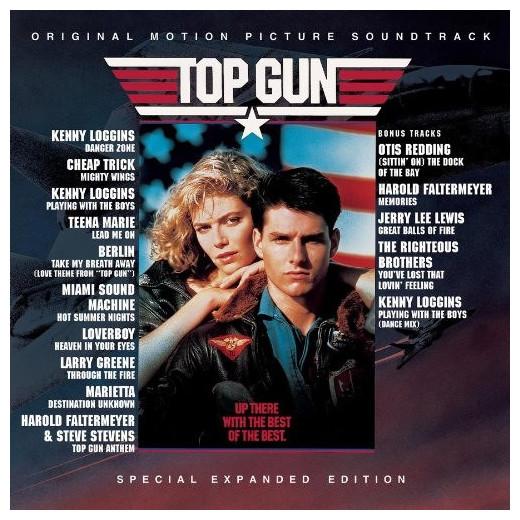 Саундтрек - Top Gun