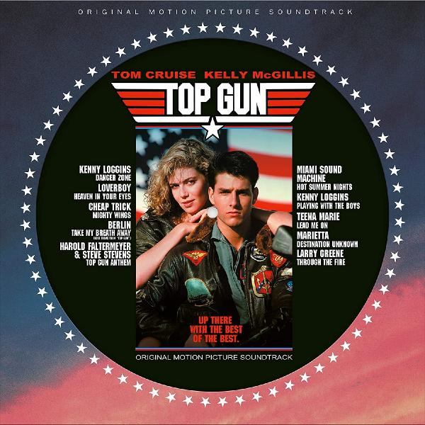 Саундтрек - Top Gun (limited, Picture Disc)