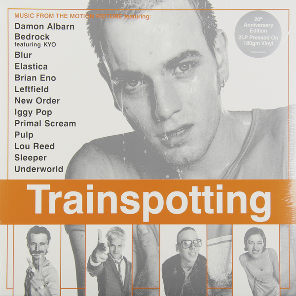 Саундтрек - Trainspotting (20th Anniversary)