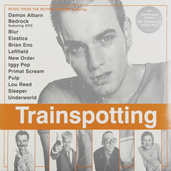 Саундтрек Саундтрек - Trainspotting (20th Anniversary) лежаки для животных