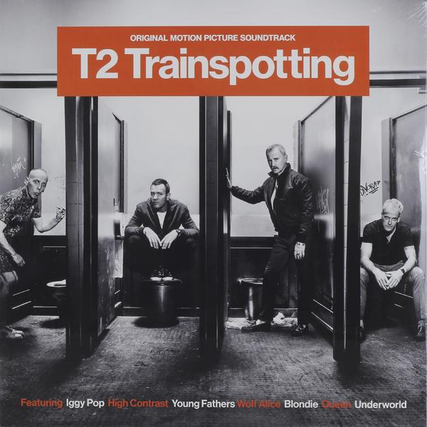 Саундтрек Саундтрек - Trainspotting 2 (2 LP) саундтрек саундтрек star wars a new hope 3 lp