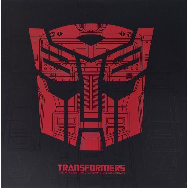 Саундтрек Саундтрек - Transformers (1986 Film) (2 Lp, Colour) саундтрек саундтрек transformers 1986 film 2 lp