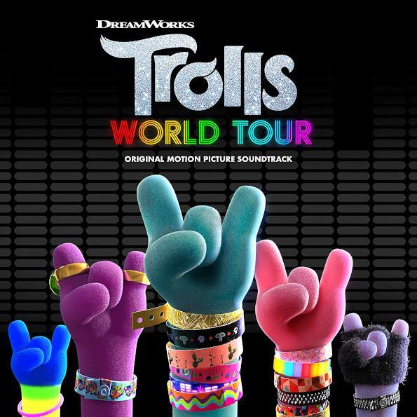 Саундтрек - Trolls World Tour (2 Lp, Colour)
