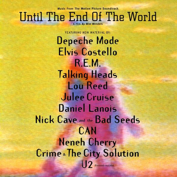 Фото - Саундтрек Саундтрек - Until The End Of The World (limited, 2 Lp, 180 Gr) prince prince 1999 limited 4 lp 180 gr