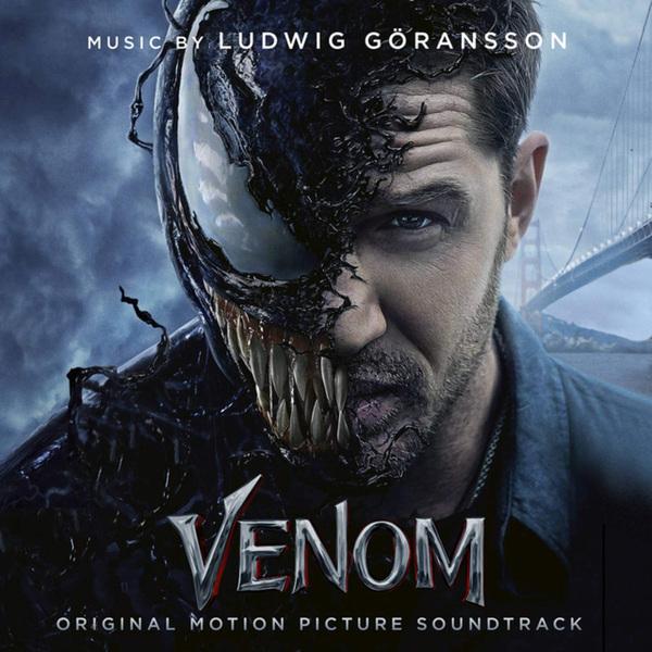 Саундтрек Саундтрек - Venom (picture) саундтрек саундтрек watchmen colour