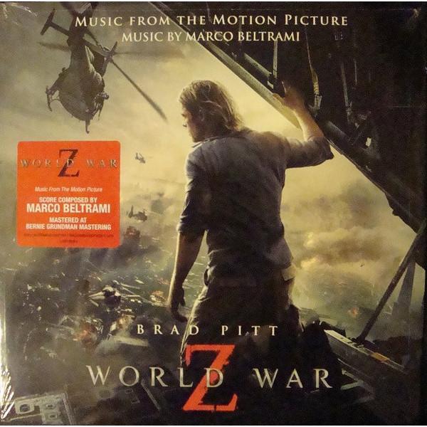 Саундтрек Саундтрек - World War Z