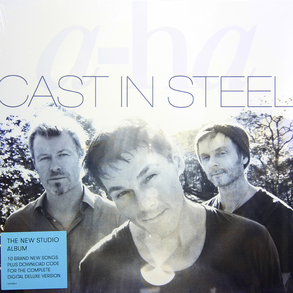 A-HA A-HA - Cast In Steel klotz ha ha h01