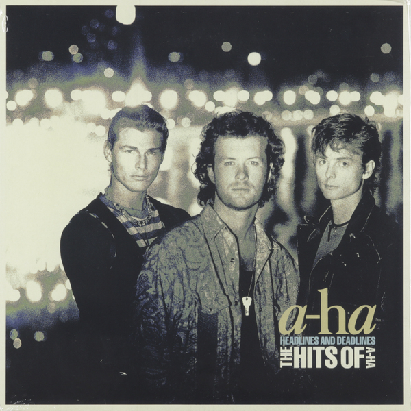 A-HA A-HA - Headlines And Deadlines / The Hits Of A-ha klotz ha ha h01