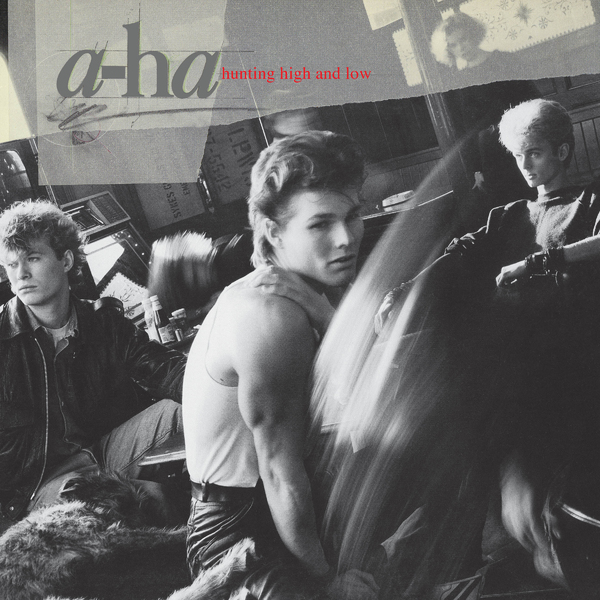 A-HA A-HA - Hunting High And Low (colour) a ha berlin