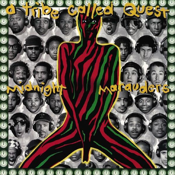 A Tribe Called Quest A Tribe Called Quest - Midnight Marauders (reissue) a tribe called quest a tribe called quest we got it from here thank you 4 your service 2 lp