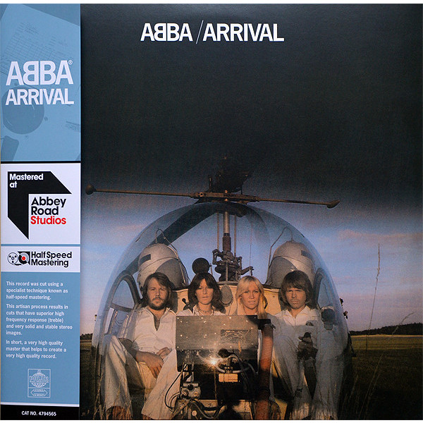 ABBA ABBA - Arrival (half Speed Mastered 2 LP) abba – gold coloured vinyl 2 lp