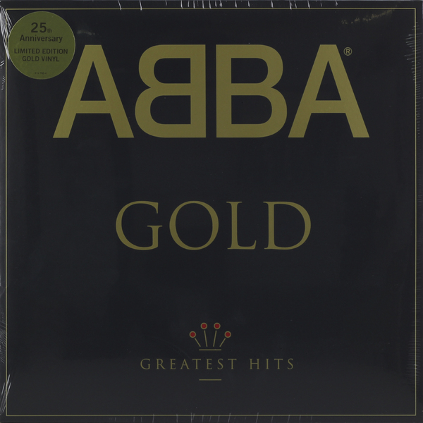 ABBA ABBA - Gold (coloured, 2 LP) abba abba abba