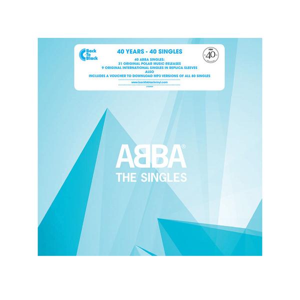 ABBA - Singles Box (40 X 7 )