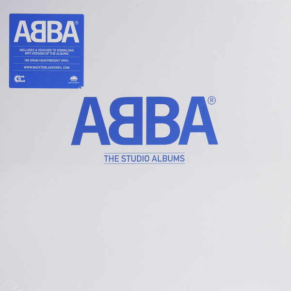 ABBA ABBA - Studio Albums (8 LP) abba abba the single 40 lp