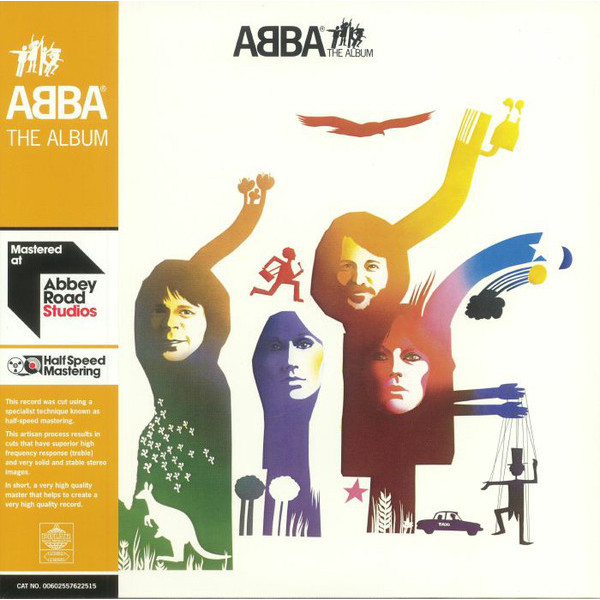 ABBA ABBA - The Album (2 LP) abba the studio albums 8 lp