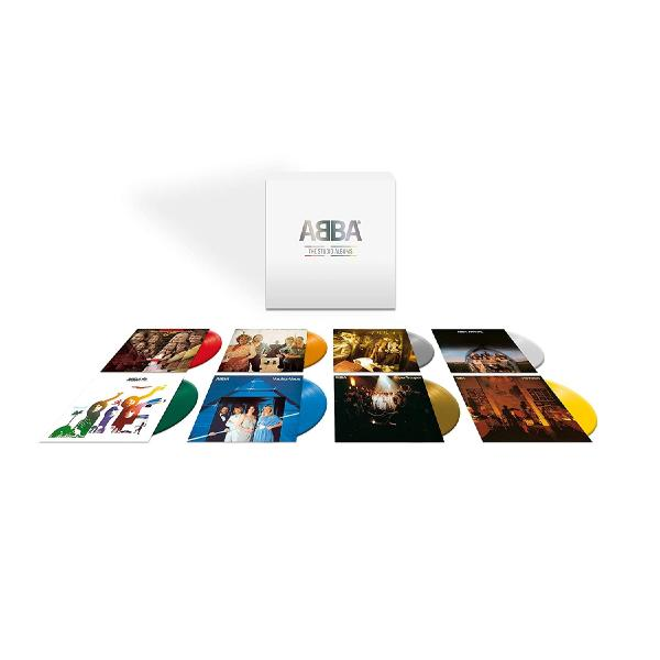 ABBA - The Vinyl Collection (colour, 8 LP)