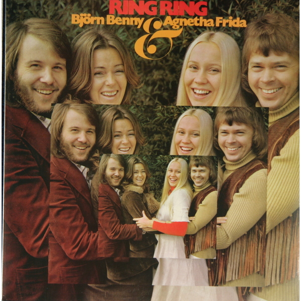 ABBA ABBA - Ring Ring ring for jeeves