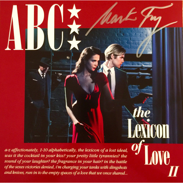 ABC ABC - The Lexicon Of Love Ii walker marion f abc of stroke
