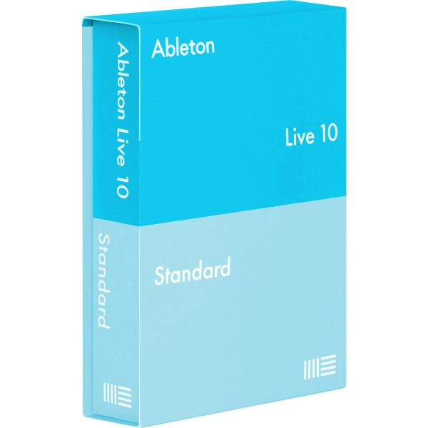 Программное обеспечение Ableton Live 10 Standard UPG from Lite E-License