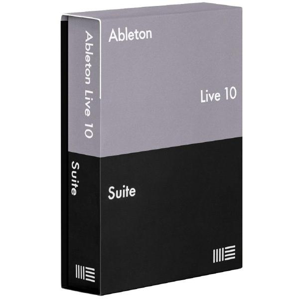 Программное обеспечение Ableton Live 10 Suite UPG from Intro E-License