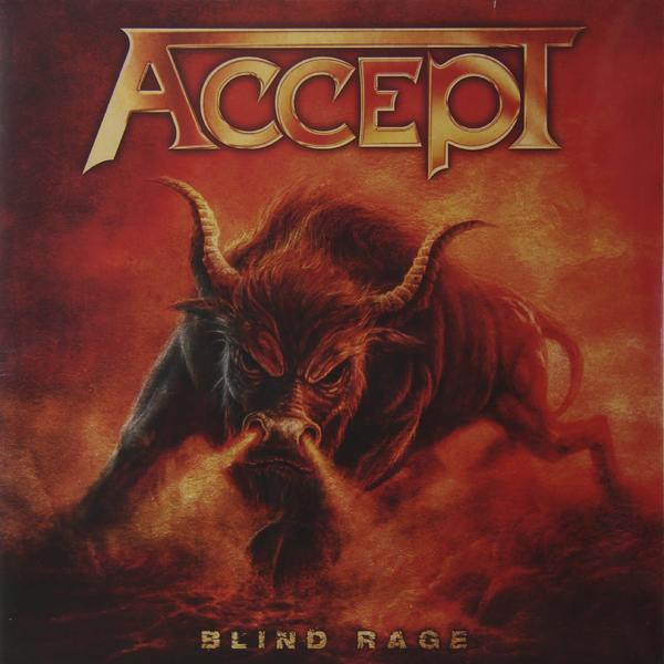 Accept Accept - Blind Rage (2 LP) rage rage the devil strikes again 2 lp colour