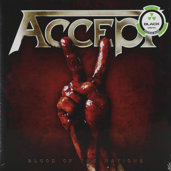 Accept Accept - Blood Of The Nations (2 LP) accept belo horizonte