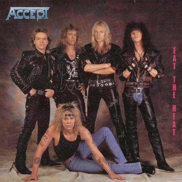 Accept - Eat The Heat (180 Gr, Colour)