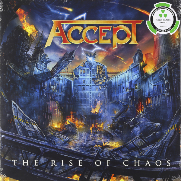 Accept Accept - Rise Of Chaos (2 Lp, 180 Gr)