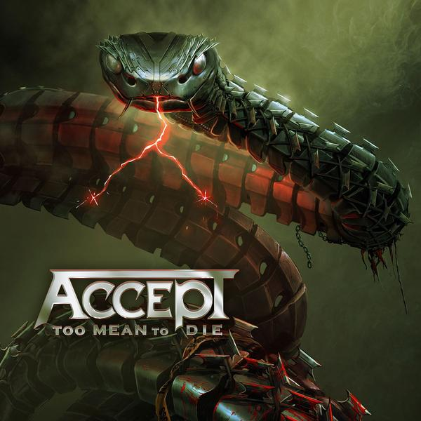 accept accept blood of the nations 2 lp Accept Accept - Too Mean To Die (limited, Colour, 2 LP)