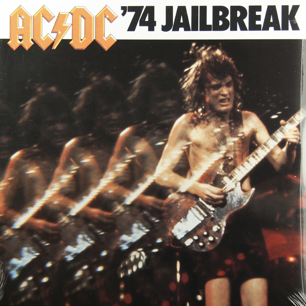 AC/DC - Jailbreak 74 (remastered, 180 Gr)