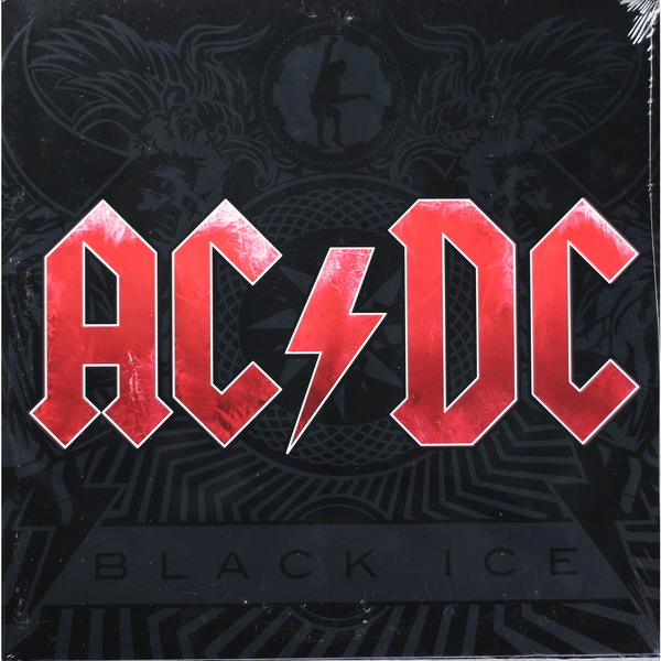 AC/DC AC/DC - Black Ice (2 LP)