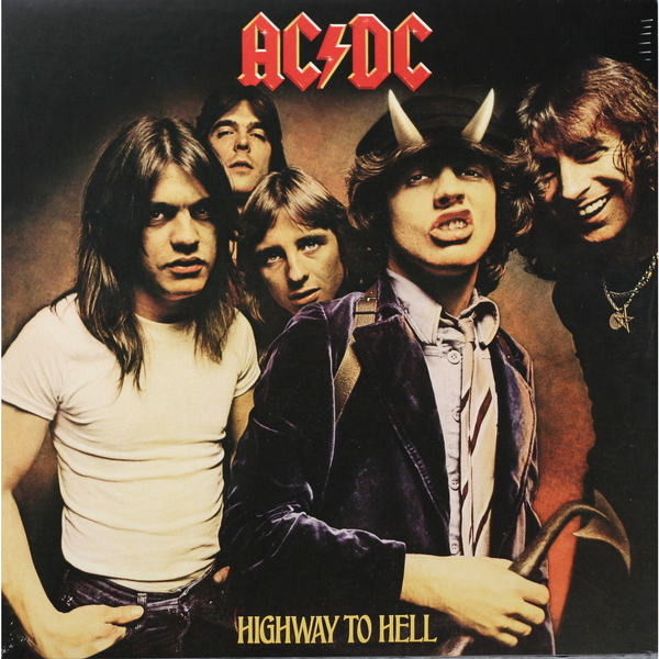 AC/DC AC/DC - Highway To Hell ac dc ac dc highway to hell