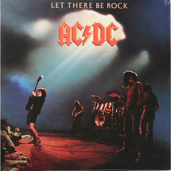 AC/DC AC/DC - Let There Be Rock ac dc ac dc let there be rock lp