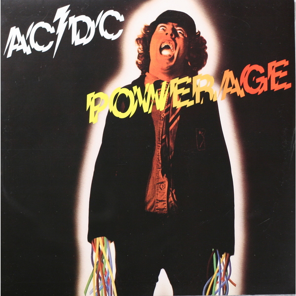 AC/DC AC/DC - Powerage ac dc ac dc highway to hell
