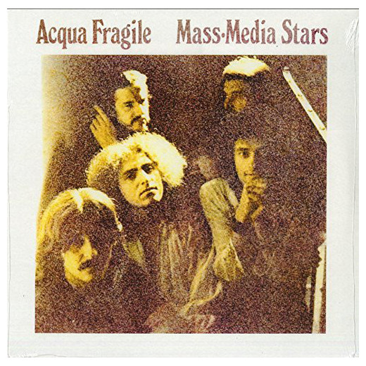Acqua Fragile Acqua Fragile - Mass-media Stars (180 Gr) the lieutenant