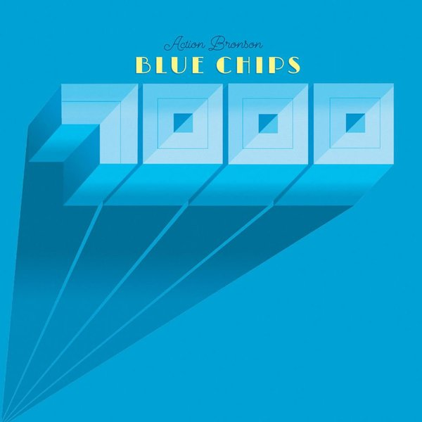 Action Bronson Action Bronson - Blue Chips 7000