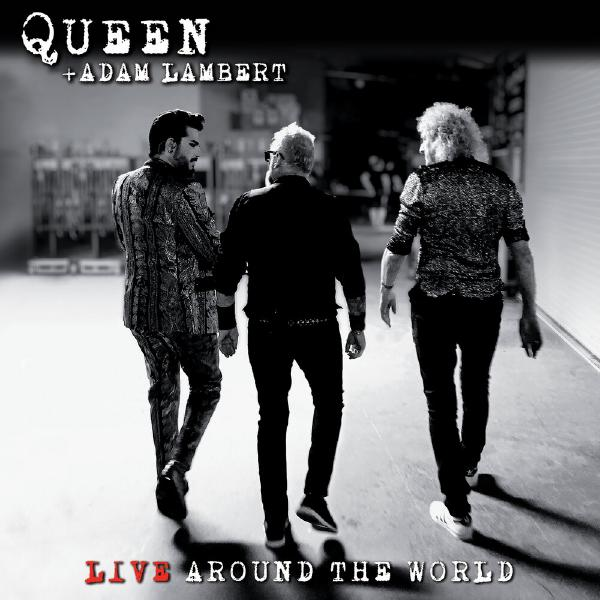 QUEEN QUEEN, Adam Lambert - Live Around The World (limited, Colour, 2 LP)