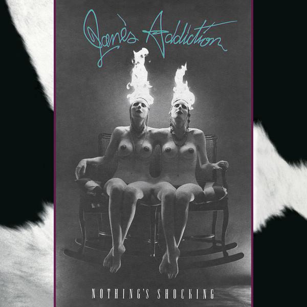 Jane's Addiction Jane's Addiction - Nothing's Shocking jane s addiction jane s addiction live in nyc cd dvd