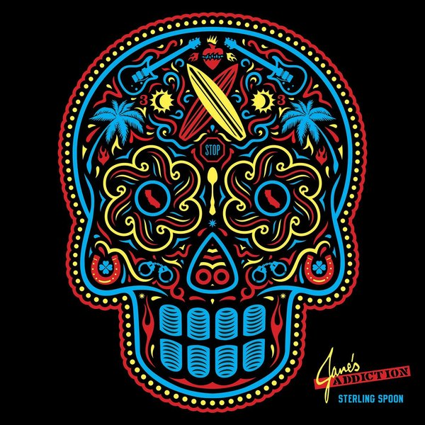 Jane's Addiction Jane's Addiction - Sterling Spoon (6 LP) jane s addiction jane s addiction live in nyc cd dvd