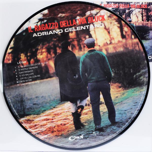 Adriano Celentano Adriano Celentano - Il Ragazzo Della Via Gluck adriano celentano unicamentecelentano deluxe edition 2 cd