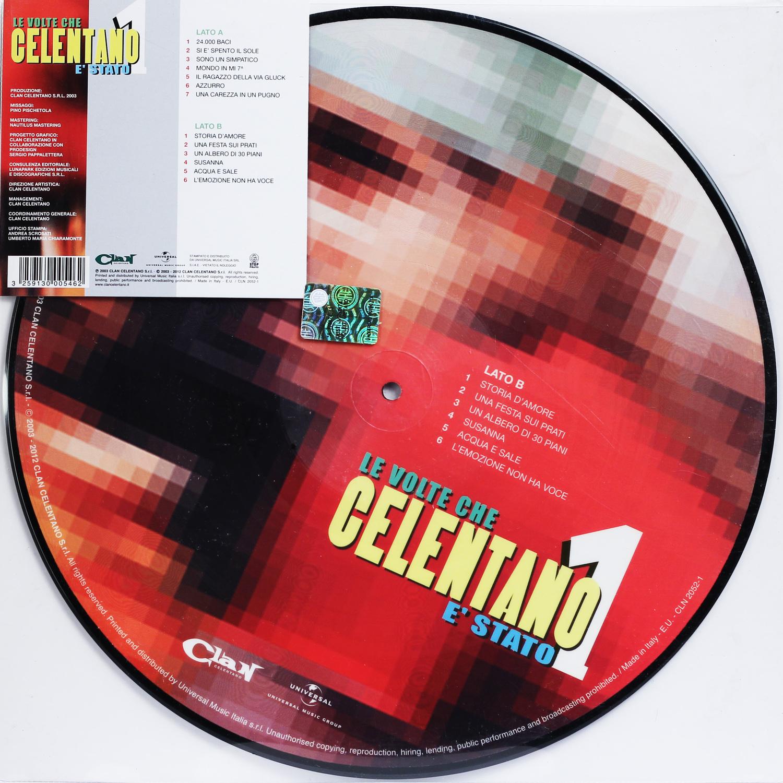 Le volte che Celentano è stato 1 - Adriano Celentano - CD ...