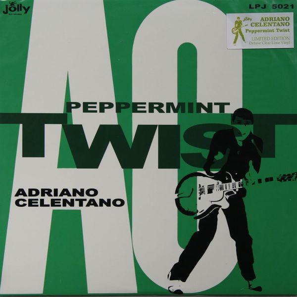 Adriano Celentano Adriano Celentano - Peppermint Twist ароматизатор peppermint
