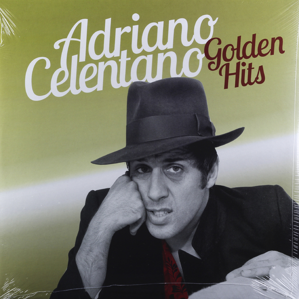 Adriano Celentano Adriano Celentano - Golden Hits peppa pig find the hat sticker book