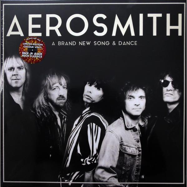 Aerosmith Aerosmith - A Brand New Song Dance (2 Lp, Colour) brand new japan smc genuine valve vr3200 01