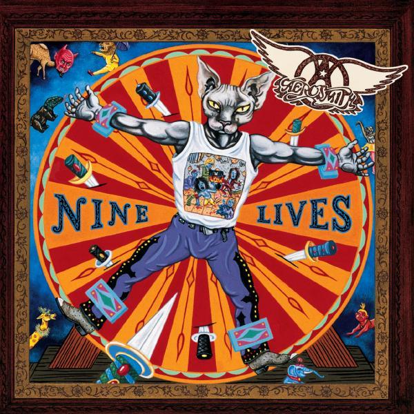 Aerosmith - Nine Lives (2 LP)