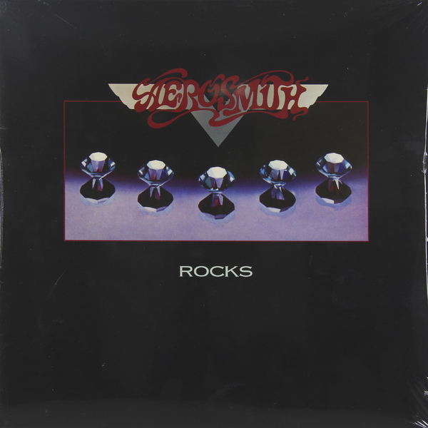 Aerosmith Aerosmith - Rocks cd aerosmith get your wings