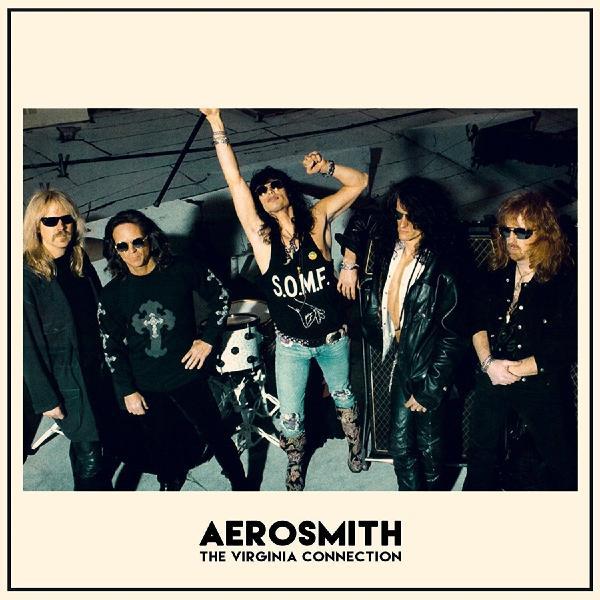 Aerosmith - Virginia Connection (2 Lp, Colour)