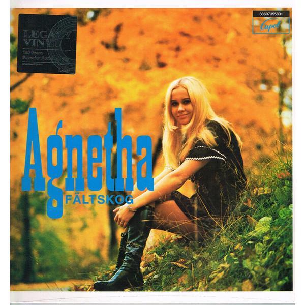 ABBA ABBAAgnetha Faltskog - Agnetha Faltskog (180 Gr) abba abbaagnetha faltskog som jag ar 180 gr